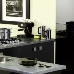 Image Gloss Black Kitchen